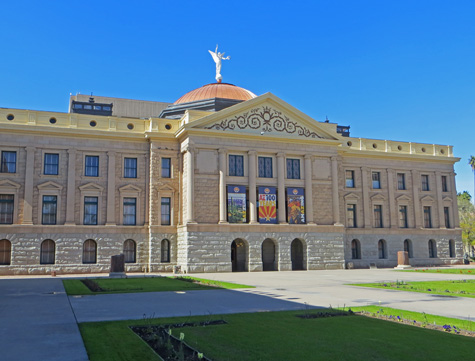Arizona Legislature, Phoenix