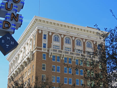 Historic Building in Phoenix Arizona